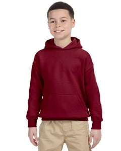 Gildan G185B - Heavy Blend™ Youth 8 oz., 50/50 Hood