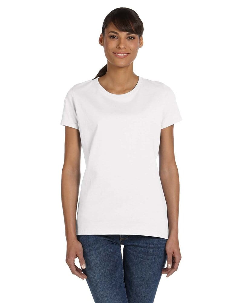 Fruit of the Loom L3930R - ® Ladies 8.3 oz., 100% Heavy Cotton HD® T-Shirt