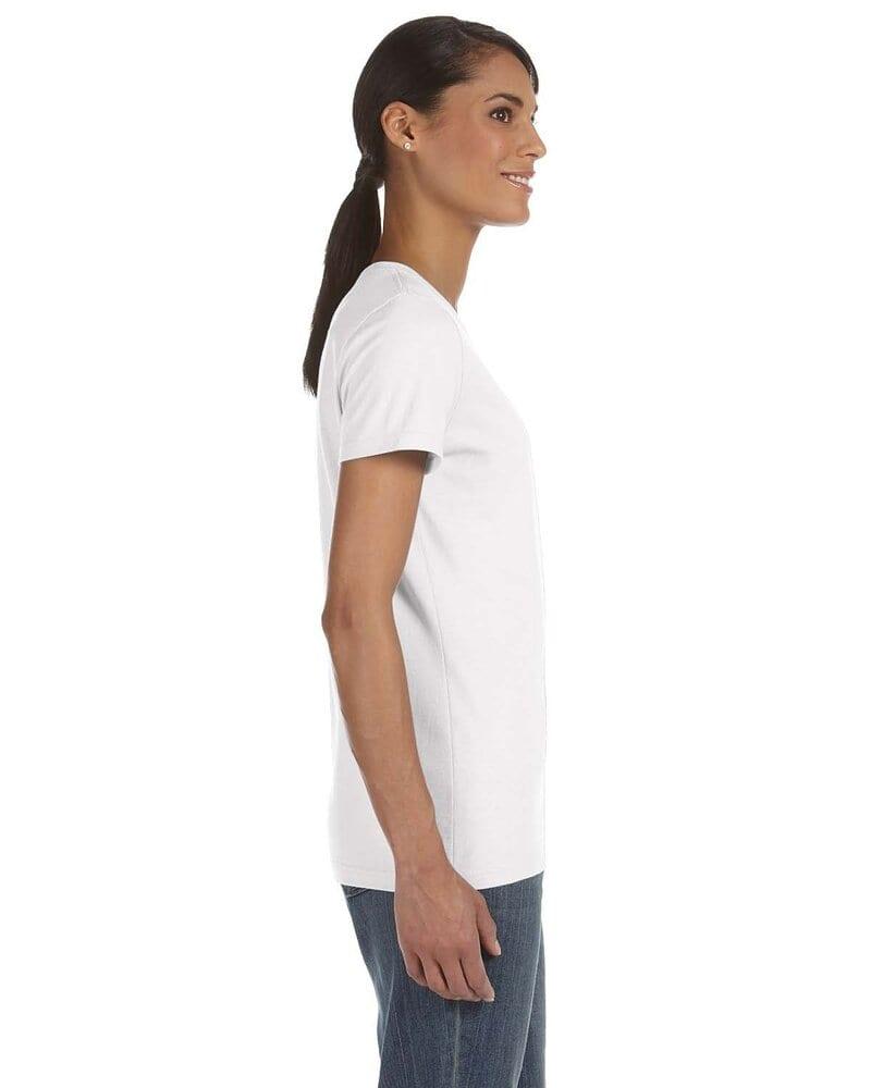 Fruit of the Loom L3930R - T-shirt pour femme 100% Heavy cottonMD, 8,3 oz de MD