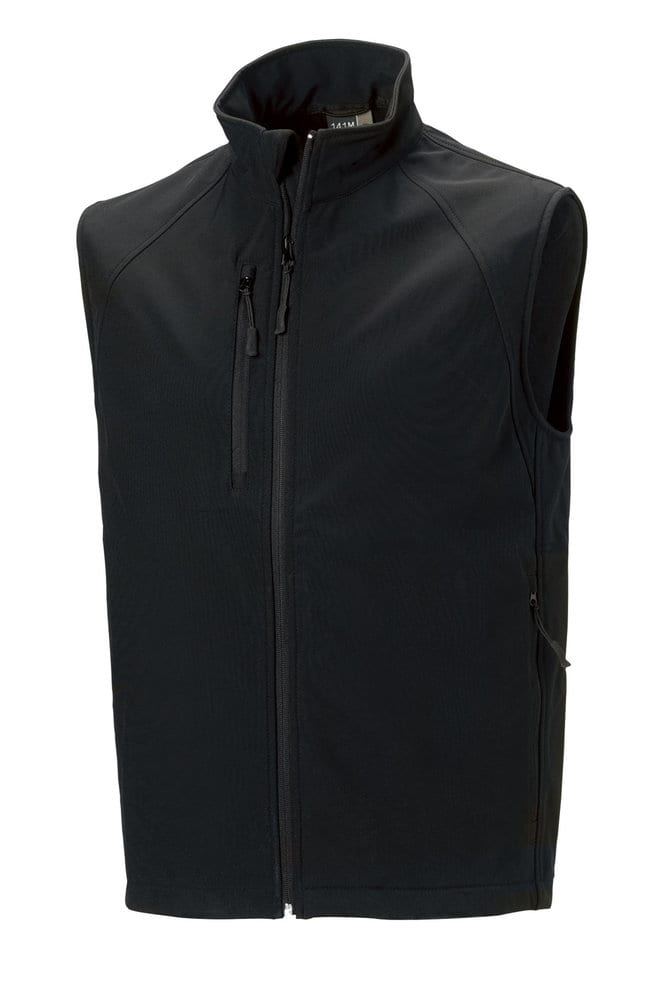 Russell Europe R-141M-0 - Soft Shell Gilet