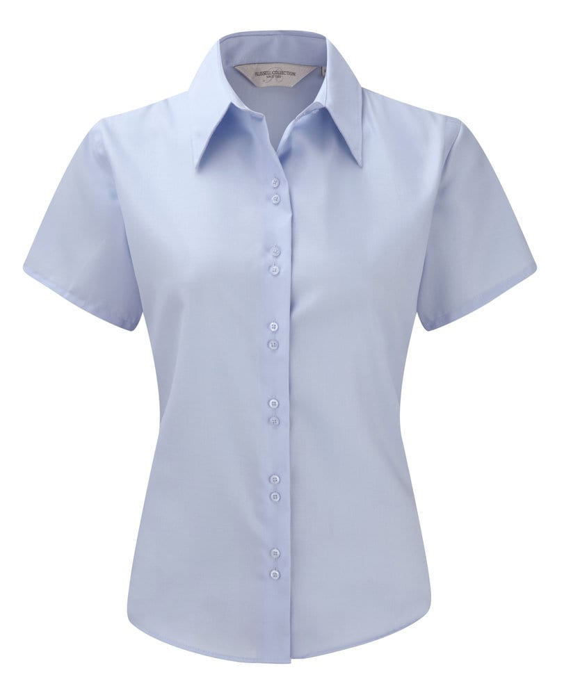 Russell Europe R-957F-0 - Ladies Ultimate Non-iron Shirt
