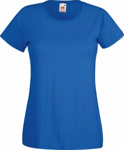 Fruit of the Loom 61-372-0 - Camiseta fruit of the loom valueweight para mujer