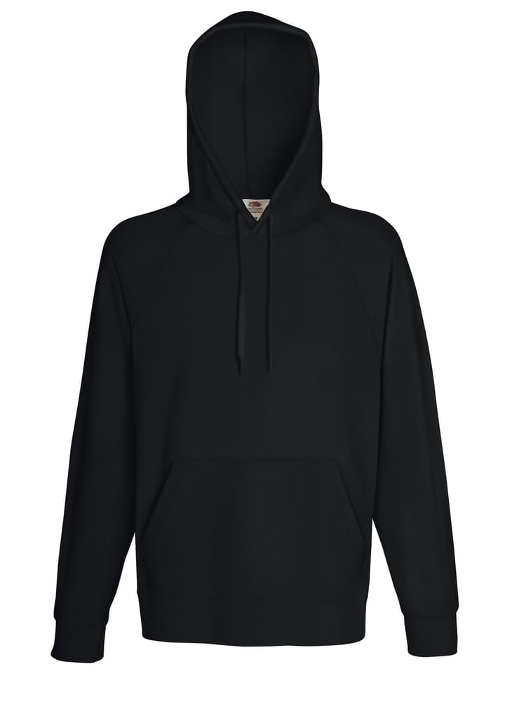 Fruit of the Loom 62-140-0 - Lightweight Hooded Sweat
