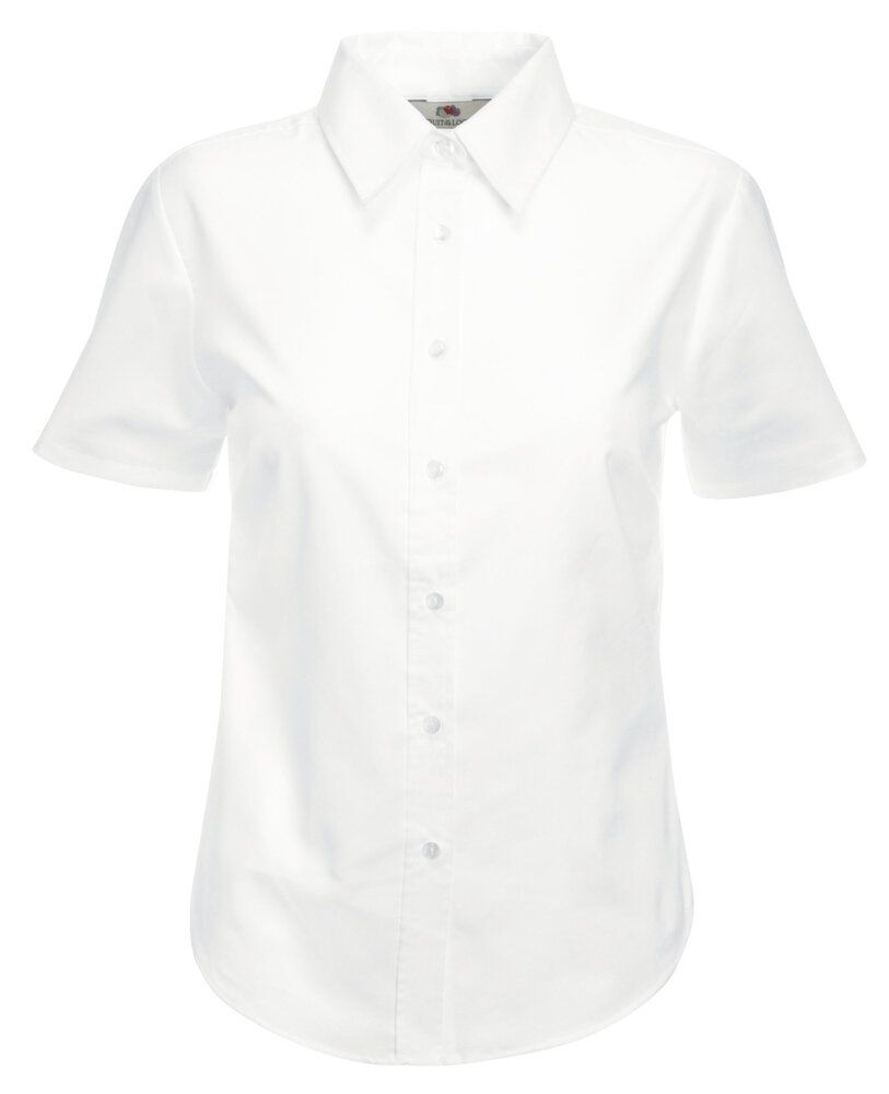 Fruit of the Loom 65-000-0 - Woman Oxford Bluse