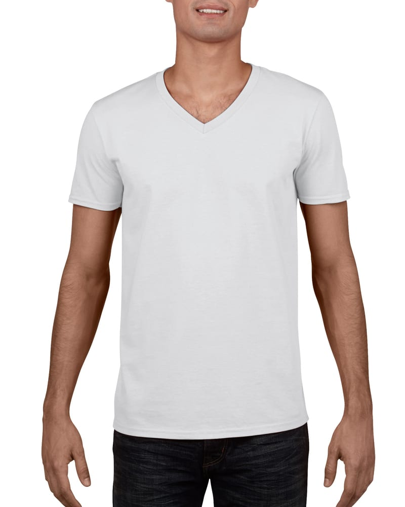 Gildan 64V00 - Softstyle® V-Neck T-Shirt