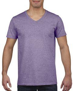 Gildan 64V00 - T-Shirt Homme Col V 100% Coton
