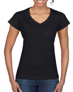 Gildan 64V00L - Ladies Softstyle® V-Neck T-Shirt
