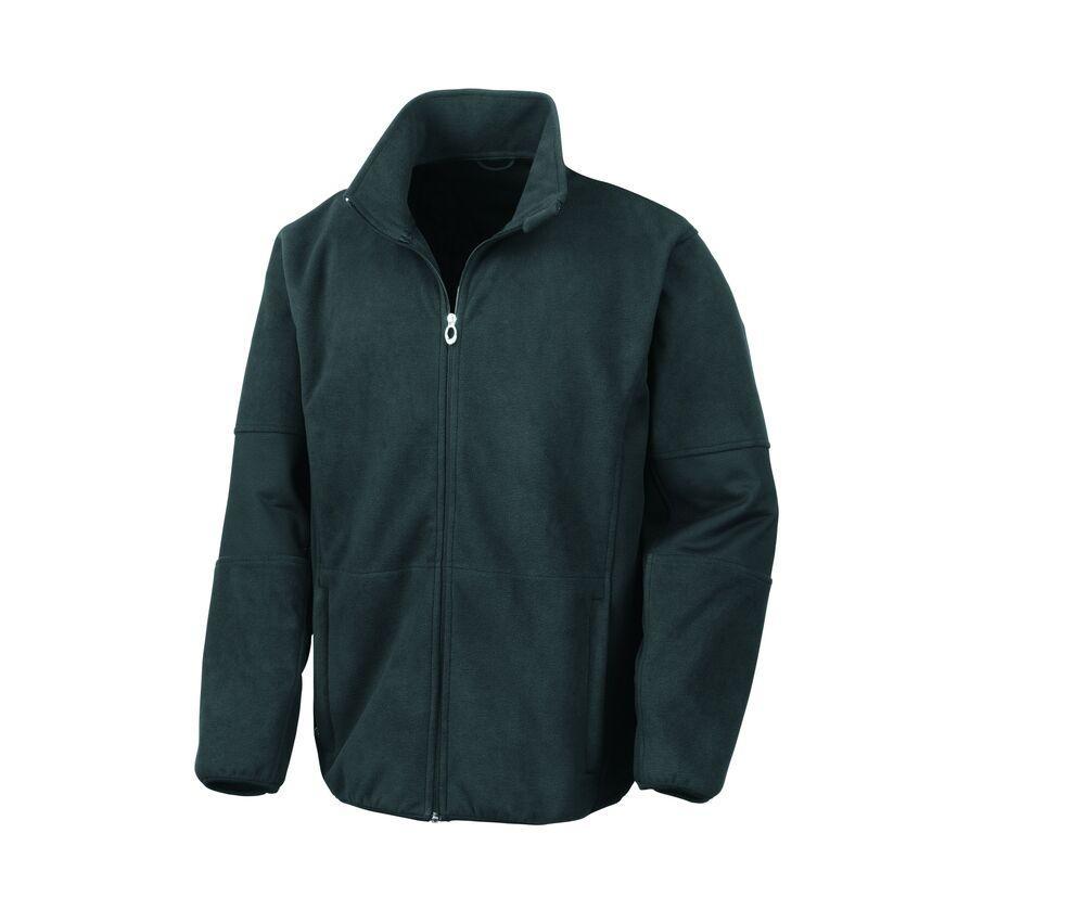 Result R131M - Osaka combed pile softshell jacket