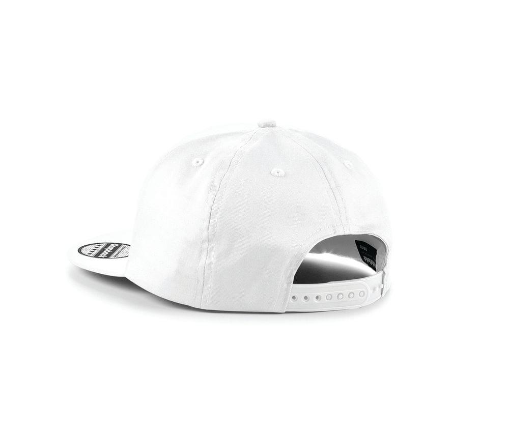 Beechfield B610 - 5 Panel Snapback Rapper Cap