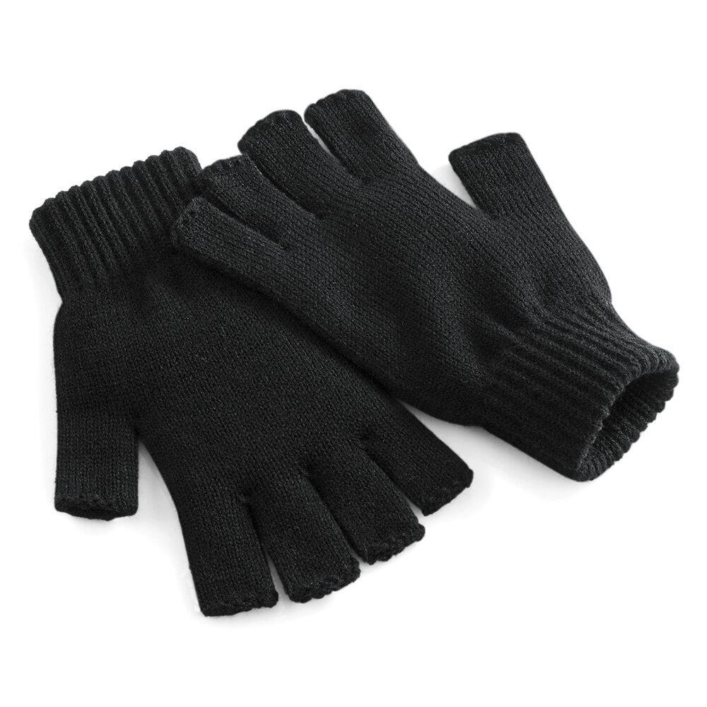 Beechfield B491 - Fingerless Gloves