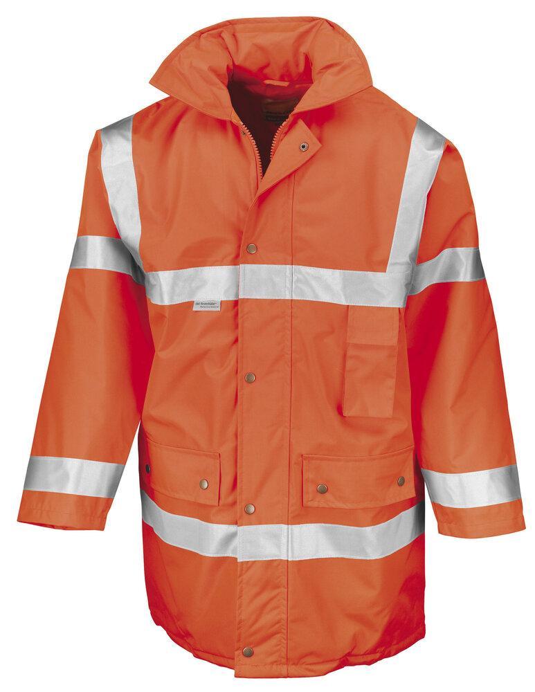 Result R18 - Safety Jacket
