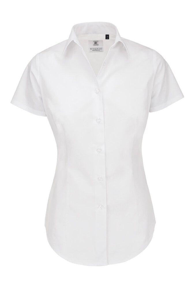 B&C Heritage SSL Women - Ladies` Heritage Poplin Shirt - SWP44