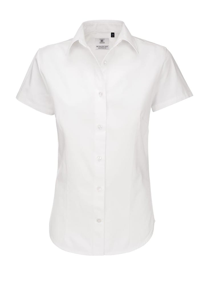 B&C SWT84 - Ladies` Sharp Twill Shirt