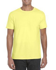 Gildan GD001 - T-Shirt Homme 100% Coton Ring-Spun
