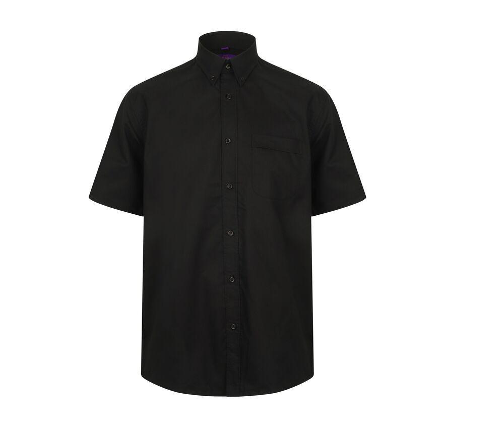 Henbury HB595 - Wicking antibacterieel shirt met korte mouwen