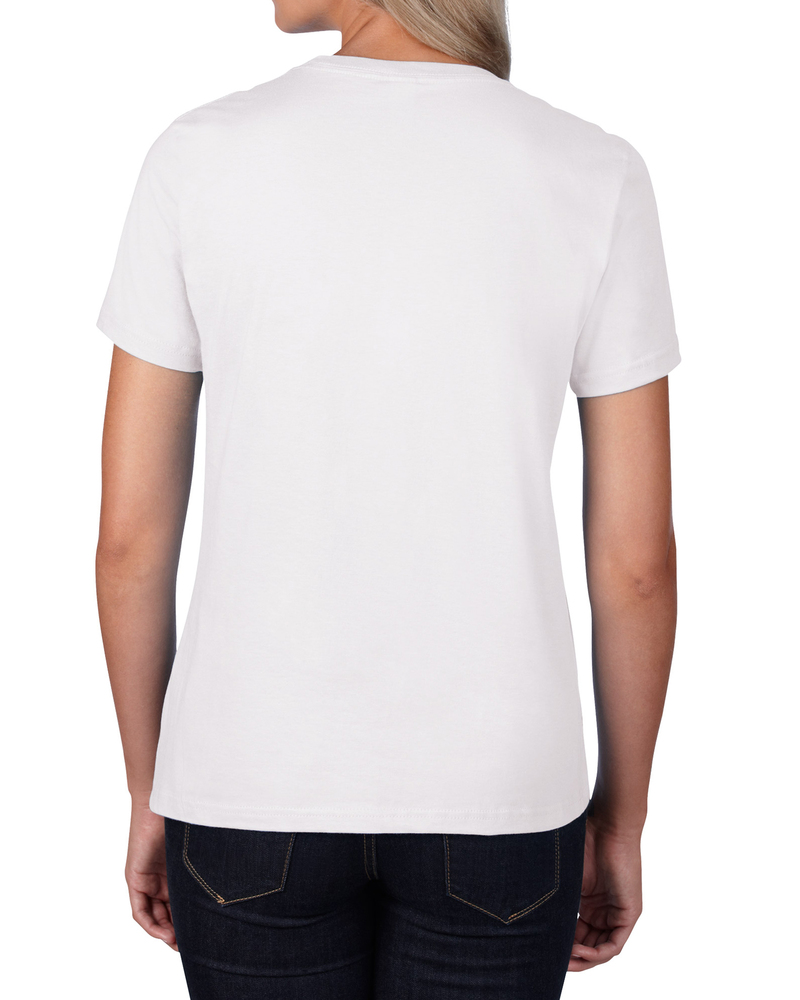 camiseta mujer gildan