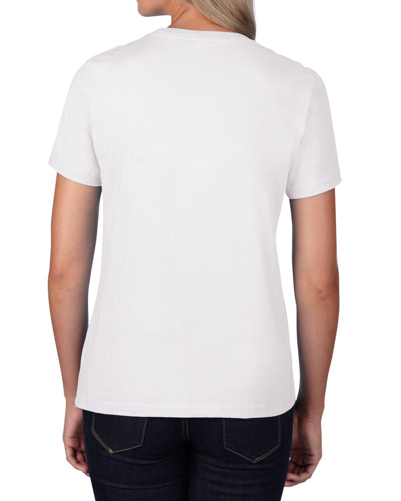 Gildan GD009 - Dames premium katoenen RS t-shirt