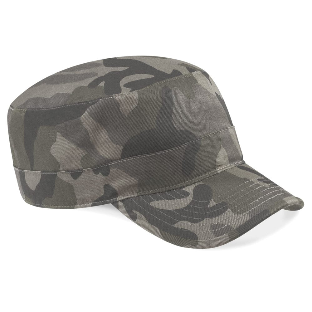 Beechfield BC033 - Casquette armée camouflage
