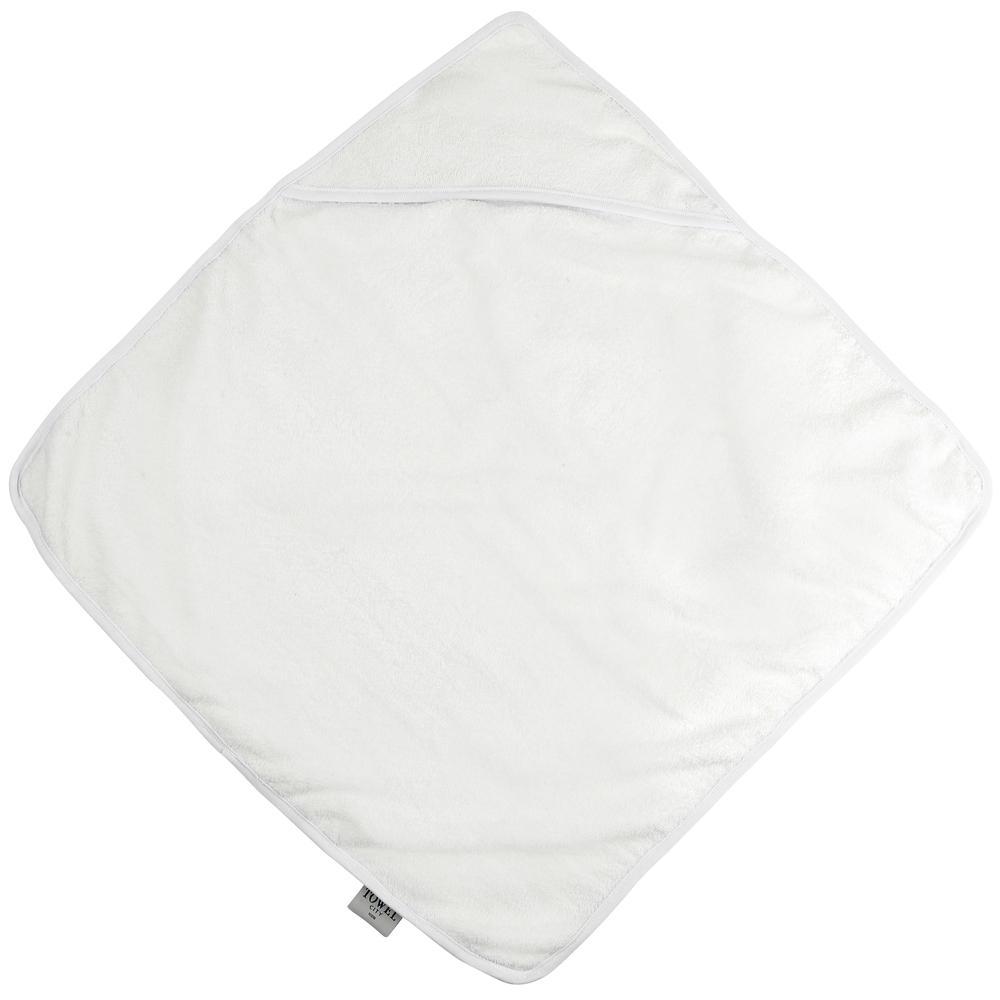 Towel City TC036 - Babies hooded towel