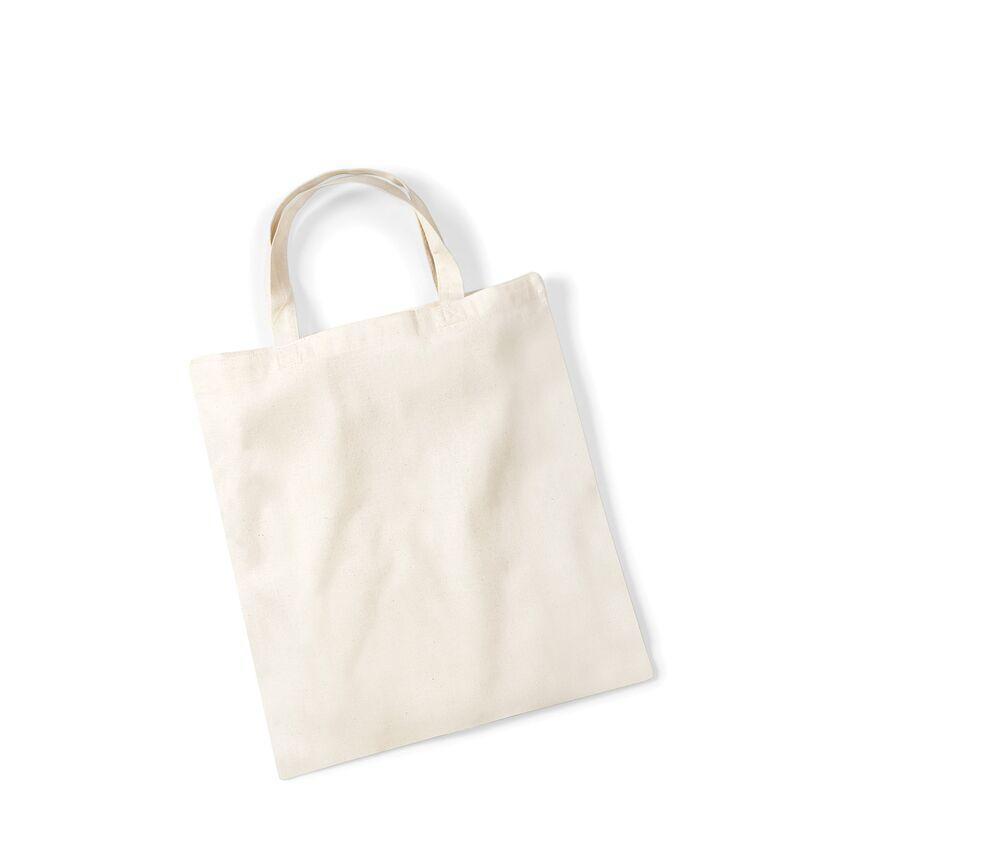 Westford mill WM100 - Tote Bag À Anses Courte 100% Coton