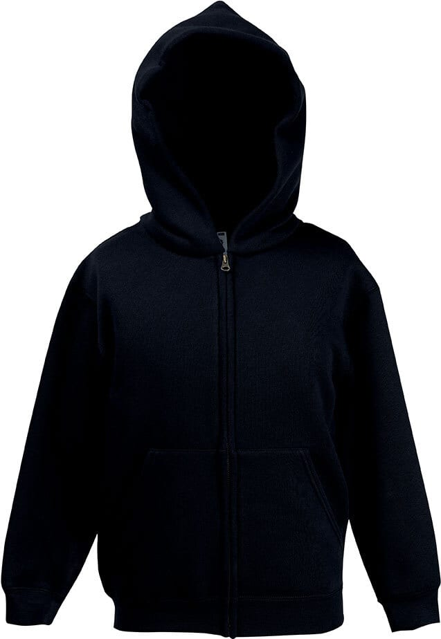 Fruit of the Loom SC62045 - Kids Hooded Sweat Jacket (62-045-0)