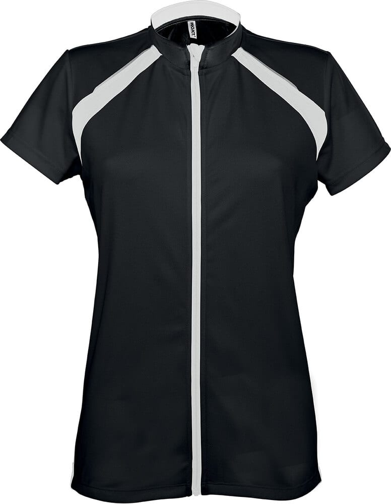 ProAct PA448 - MAILLOT CYCLISTE MANCHES COURTES FEMME
