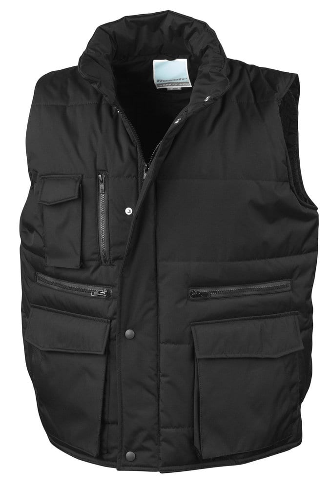 Result Work-Guard R127A - Lance bodywarmer