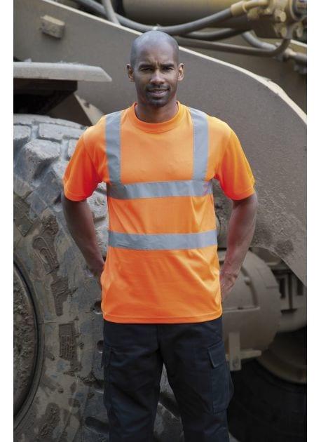 RTY High Visibility HV071 - High visibility t-shirt