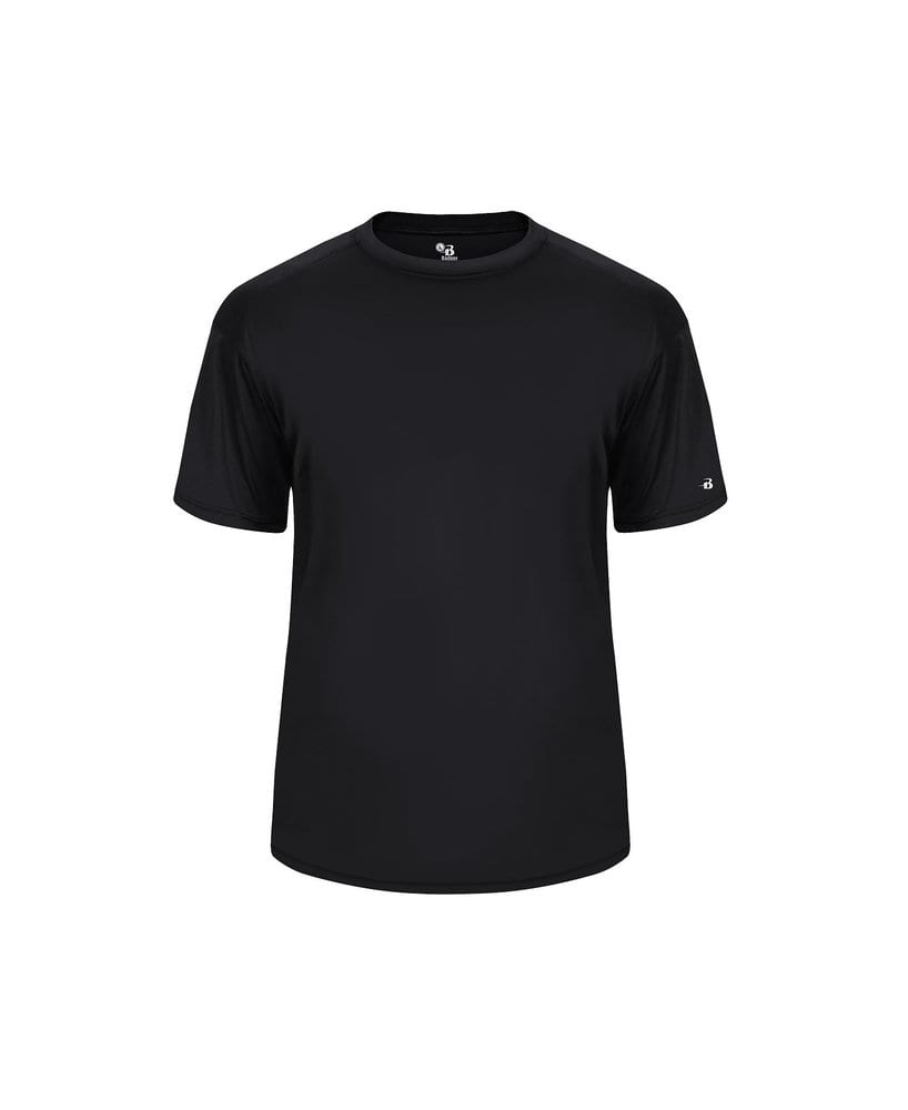 Badger 4120 - B-Dry Core T-Shirt with Sport Shoulders