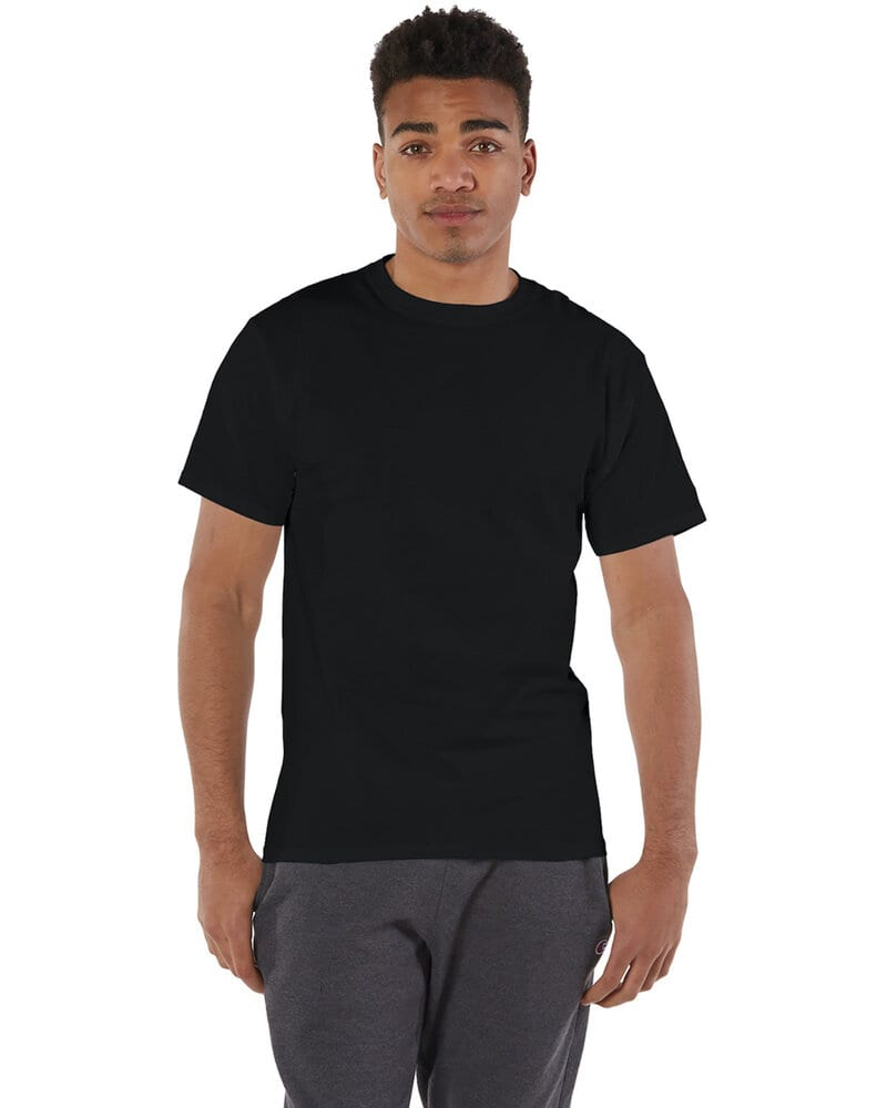 Champion T425 - Short Sleeve Tagless T-Shirt
