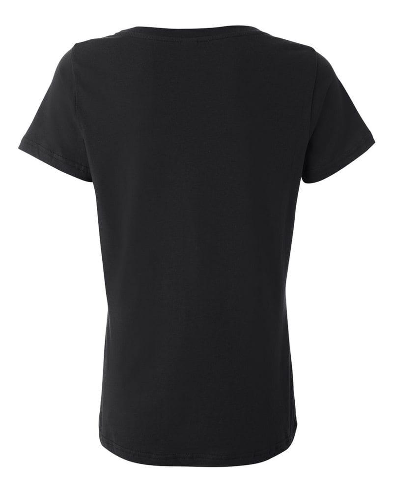 Anvil 391 - Remera con cuello redondo