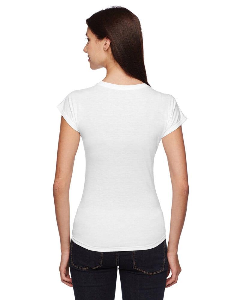 Anvil 6750VL - Ladies' Triblend V-Neck T-Shirt