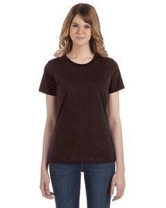 Anvil 880 - Ladies Ringspun Fashion Fit T-Shirt