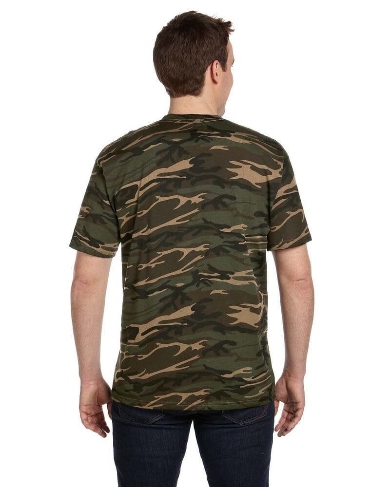 Anvil 939 - Camouflage T-Shirt