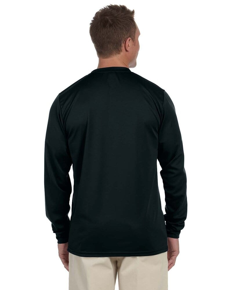 Augusta Sportswear 788 - Remera absorbente de manga larga para adultos