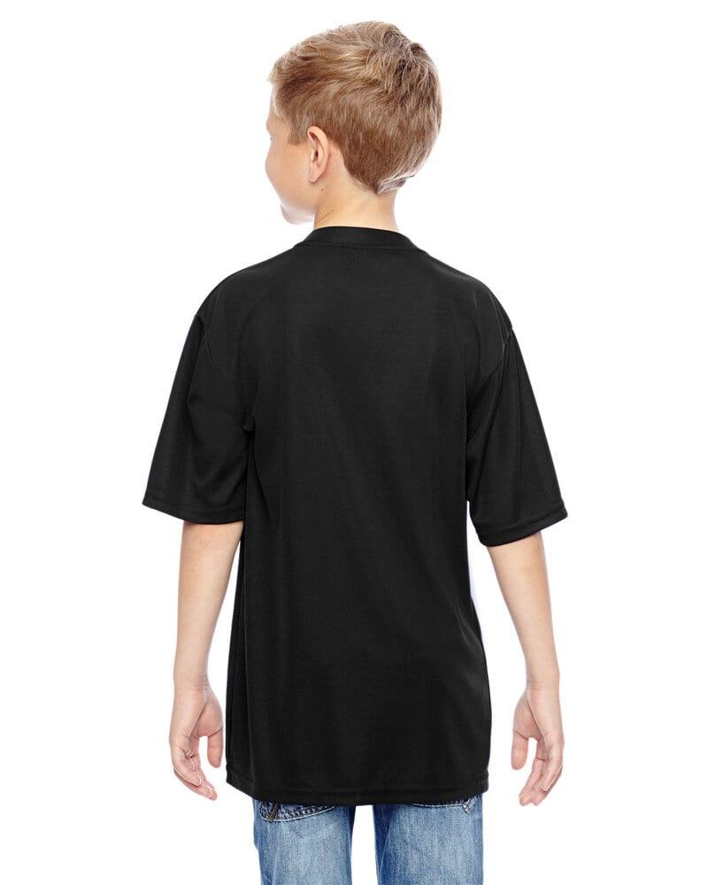 Augusta Sportswear 791 - Remera para chicos de poliéster absorbente