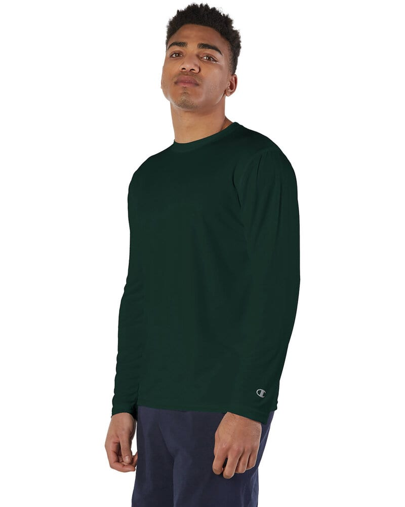 Champion CW26 - Double Dry® Performance Long Sleeve T-Shirt
