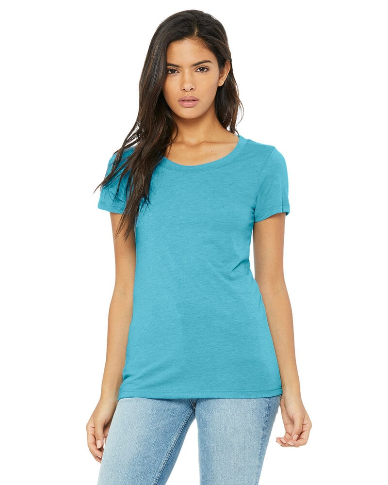 Bella+Canvas 8413 - Ladies' Triblend Short Sleeve T-Shirt