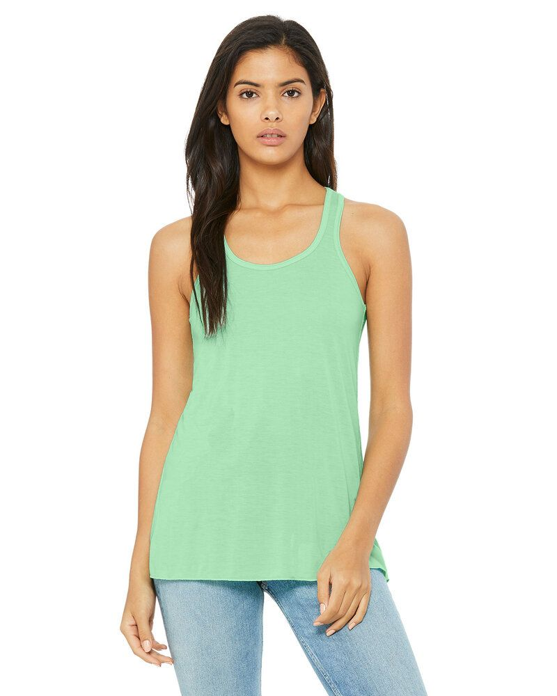 Bella+Canvas 8800 - Ladies' Flowy Racerback Tank