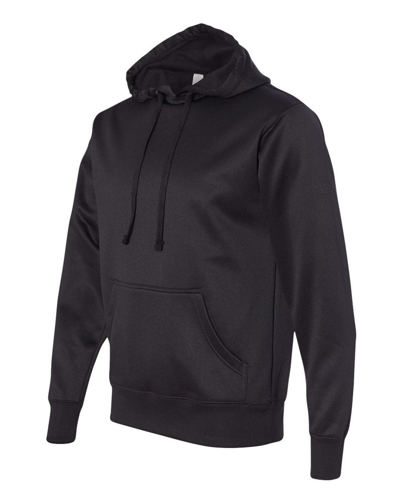 Independent Trading Co. EXP444PP - Poly-Tech Hooded Pullover Sweatshirt