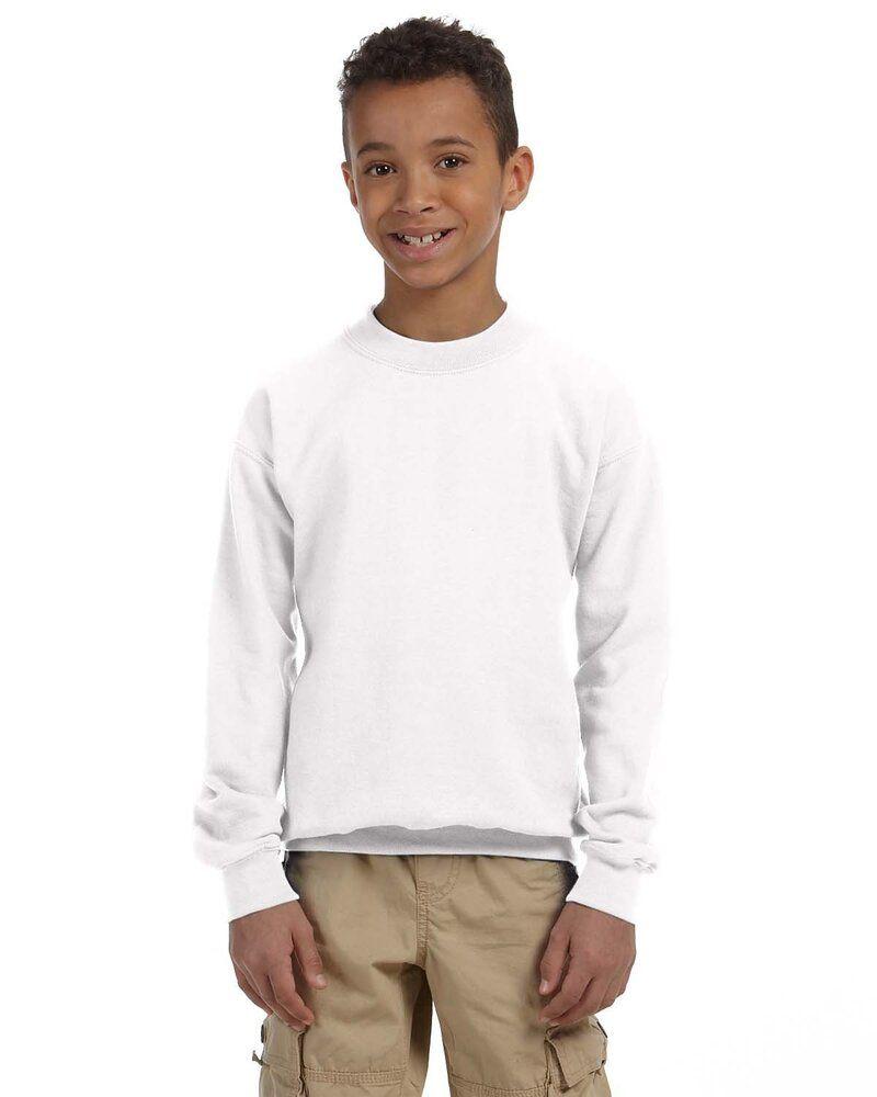 Gildan 18000B - Youth Heavy Blend™ Crewneck Sweatshirt