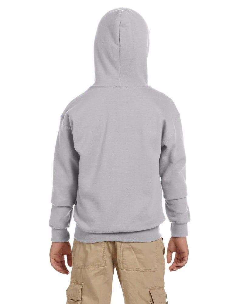 Gildan 18600B - Heavy Blend™ Youth Full-Zip Hooded Sweatshirt