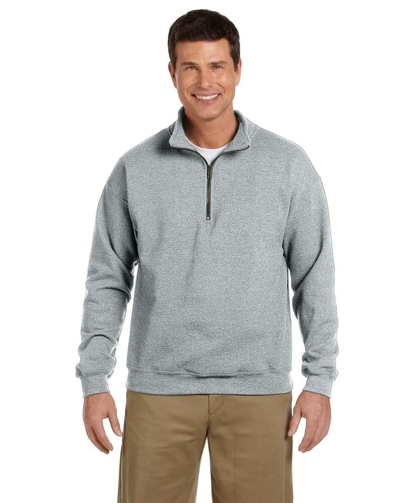Gildan 18800 - Heavy Blend™ Vintage Quarter-Zip Cadet Collar Sweatshirt