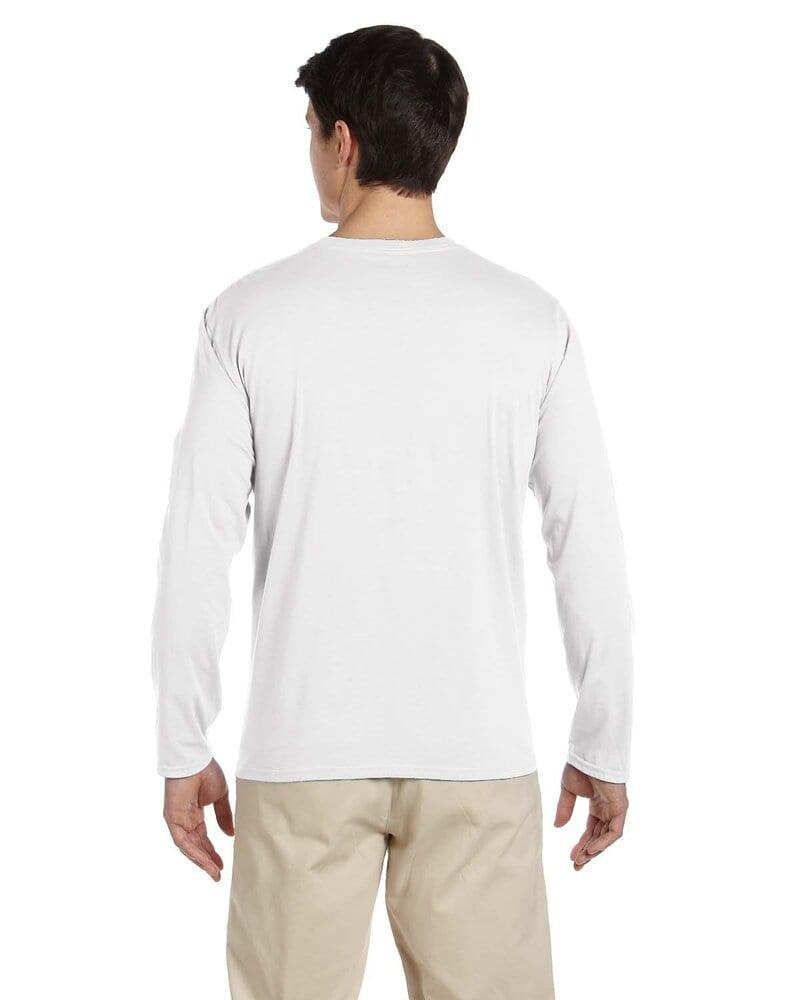 Gildan 64400 -  Remera de manga larga suave