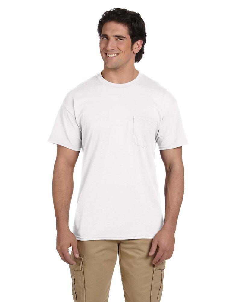 Gildan 8300 - DryBlend™ 50/50 T-Shirt with a Pocket