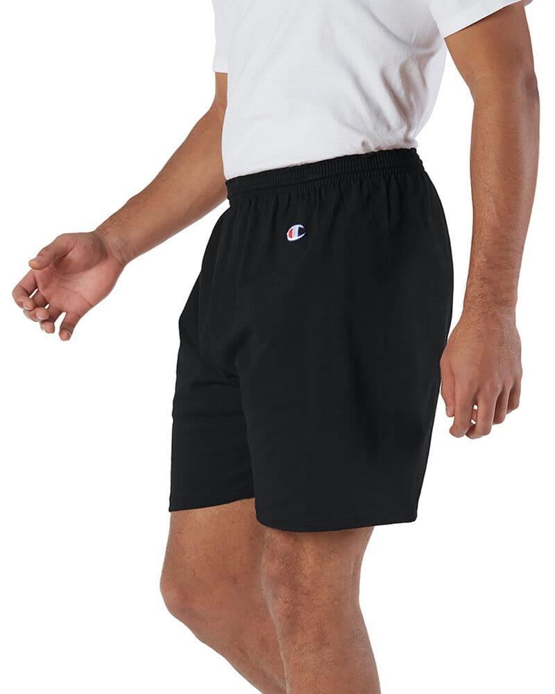 Champion 8187 - Cotton Gym Shorts