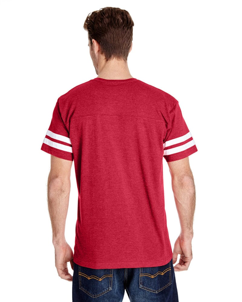 LAT 6937 - Vintage Football T-Shirt