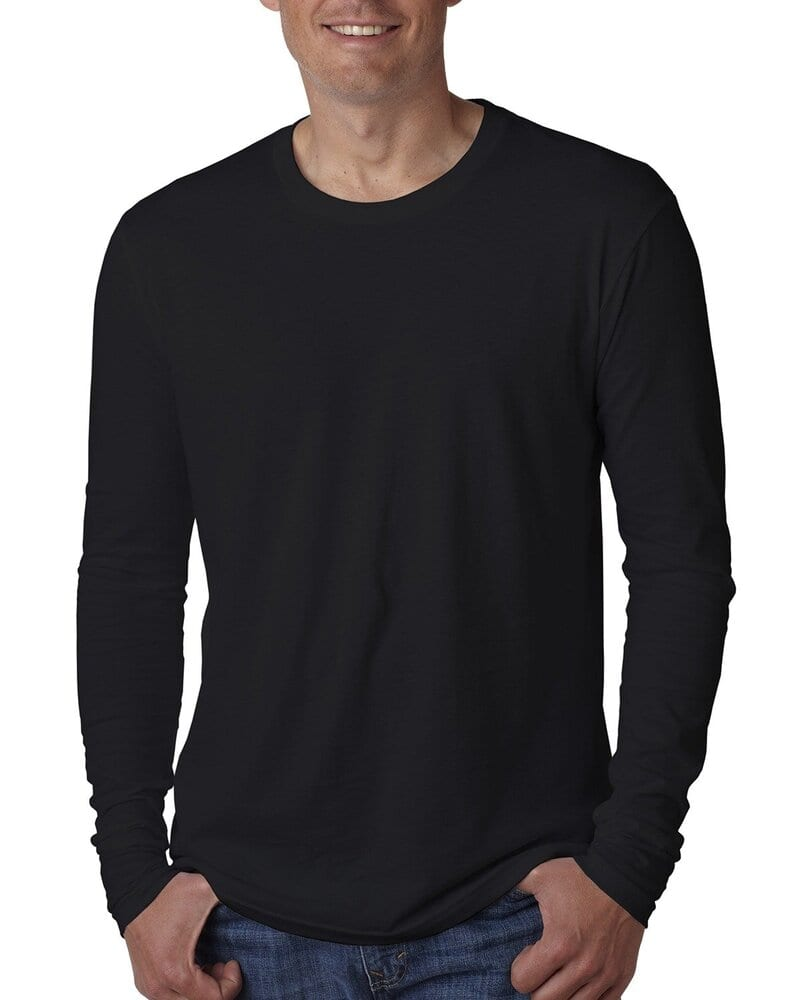Next Level 3601 - Premium Long Sleeve Crew