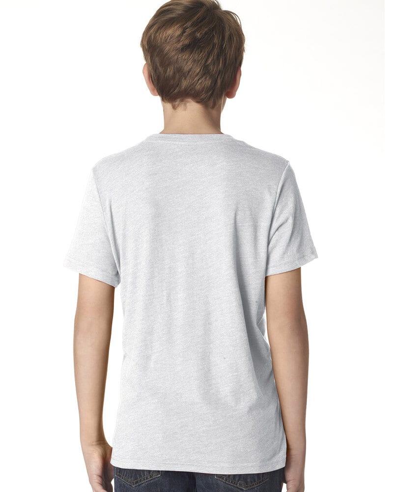 Next Level 6310 - T-Shirt Crew Triblend Jeunesse
