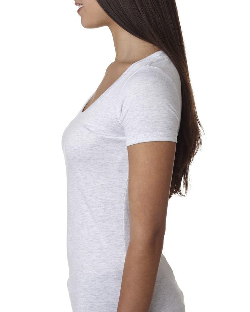 Next Level 6730 - T-Shirt Tri Blend Scoop